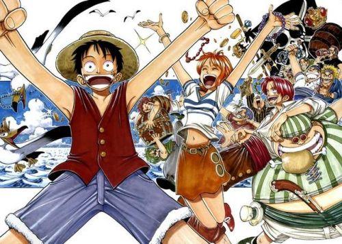日网友爆出《航海王》作者尾田荣一郎竟然在研究小孩子玩的游戏