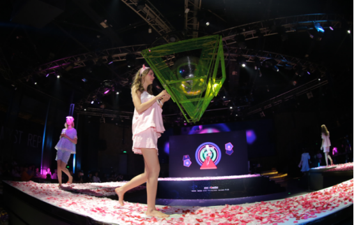 butterfly『蜕变』·少女美丽一天-虚拟时尚偶像出道秀,成功打破次元壁
