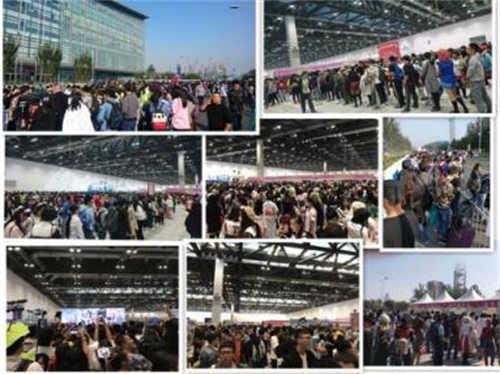 帝都最大!第25届IDO漫展元旦假期即将盛大举行!