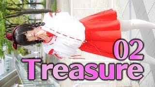 Treasure series 02 肉球あやとさん-绝对领域