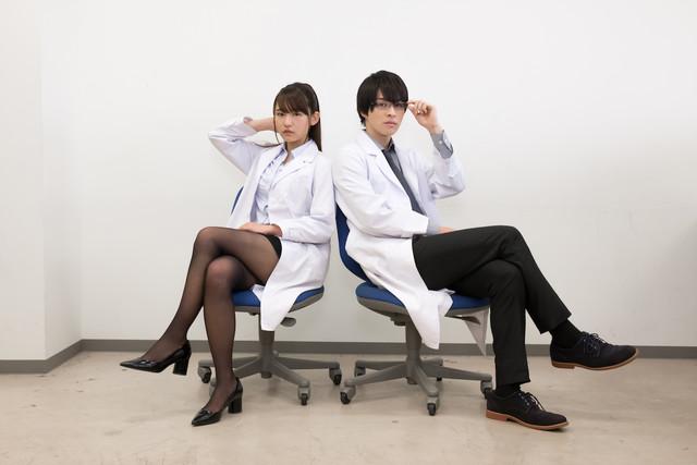 真人版《理科生坠入情网,故尝试证明》演员阵容公开,浅川梨奈和西铭骏领衔主演-绝对领域